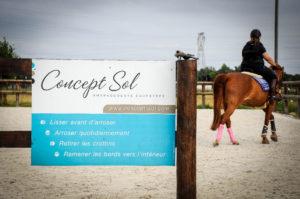 Ecuries des huards, écuries de propriétaires Lille Verlinghem-carrière Concept Sol